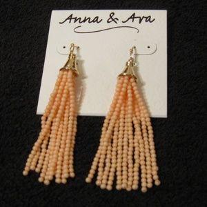 Anna & Ava Tassle Earrings